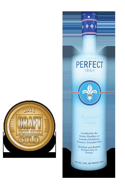 2014 craft spirits awards | Peureux-Perfect-Vodka-1864