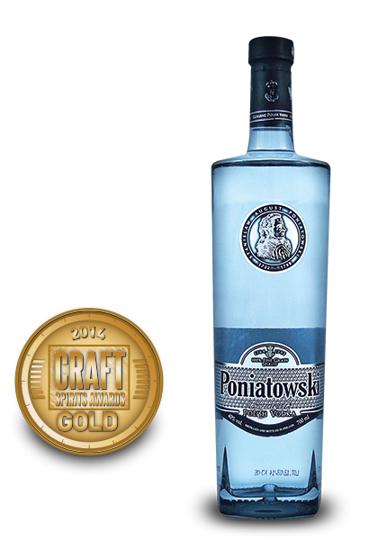 2014 craft spirits awards | Poniatowski-Polish-Vodka