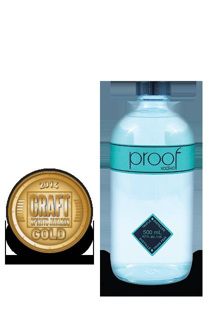 2014 craft spirits awards | Proof-Vodka