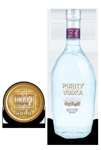 2014 craft spirits awards | Purity-Vodka