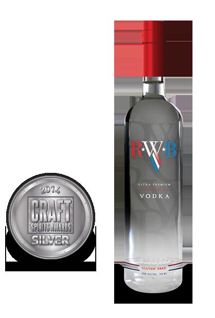 2014 craft spirits awards | RWB-Vodka
