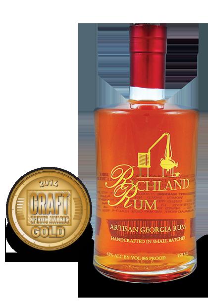 2014 craft spirits awards | Richland-Rum