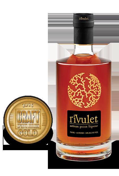 2014 craft spirits awards | Rivulet-Artisan-Pecan-Liqueur