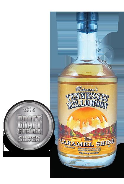 2014 craft spirits awards | Robertsons-Tennessee-Mellomoon-Caramel-Shine