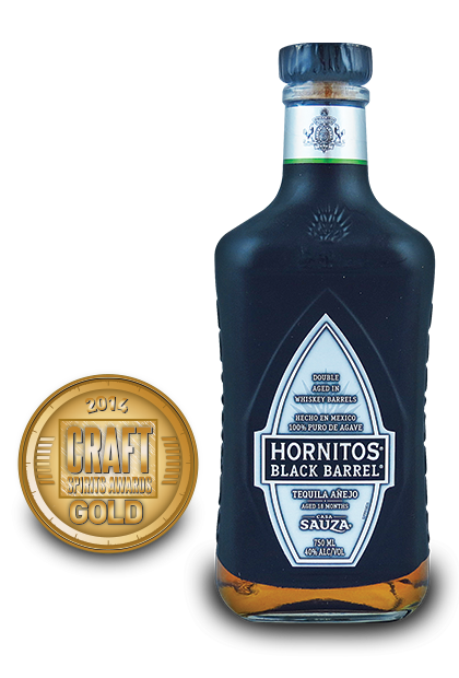 2014 craft spirits awards | Sauza-Hornitos-Black-Barrel
