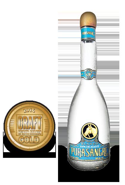 2014 craft spirits awards | purasangre-blanco-tequila