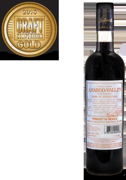 Amargo Vallet Liqueur