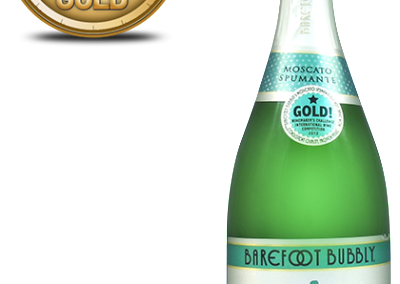 Barefoot Bubbly Moscato Spumante