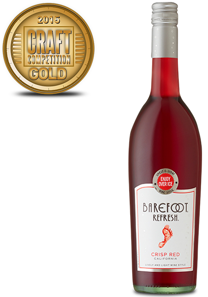 Barefoot Refresh Crisp Red