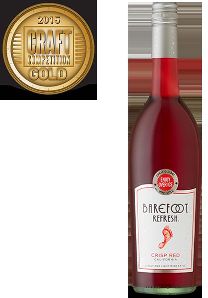 Barefoot Refresh Crisp Red