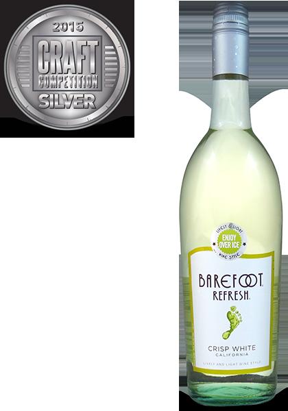 Barefoot Refresh Crisp White