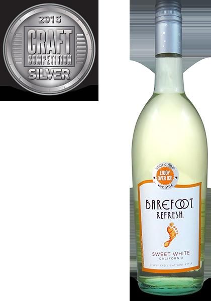 Barefoot Refresh Sweet White