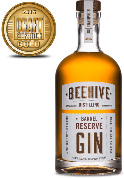 Beehive Barrel Reserve Gin