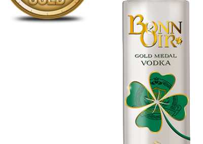 Bonn Oir Gold Vodka