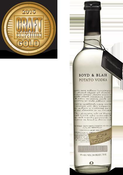 Boyd Blair Potato Vodka