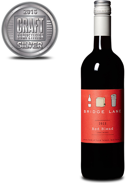 Bridge Lane 2013 Red Blend
