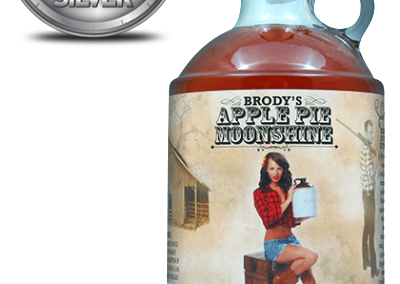 Brody's Apple Pie Moonshine