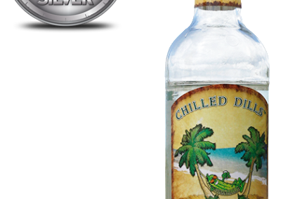 Chilled Dills Flavored Vodka