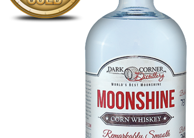 Dark Corner Moonshine Corn Whiskey