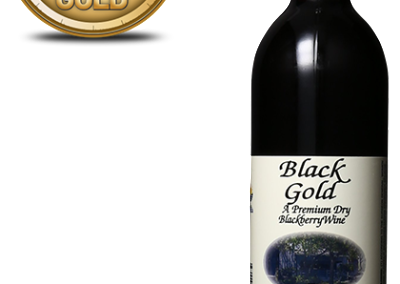 Florida Orange Groves Black Gold Dry Blackberry