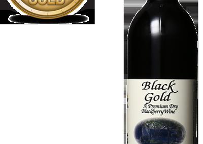 Florida Orange Groves Black Gold Dry Blackberry