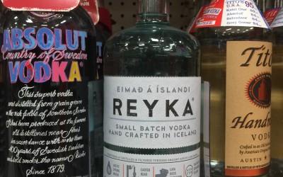 Reyka Vodka at Target!
