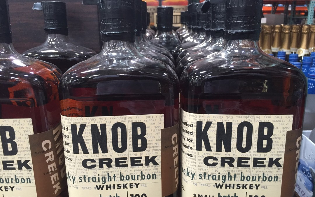 Knob Creek at Costco!