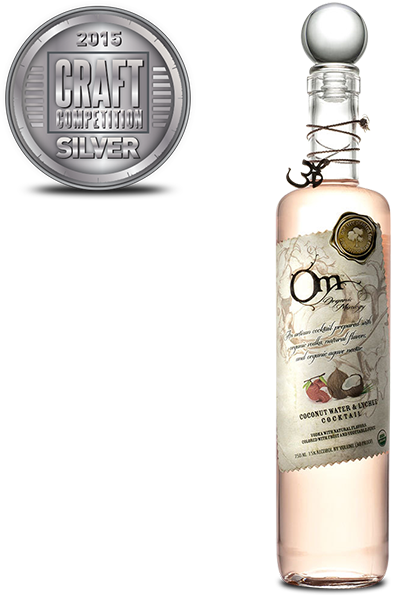 OM Coconut Lychee Liqueur