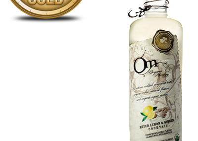 OM Meyer Lemon Ginger Liqueur