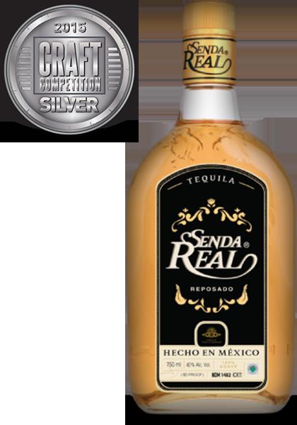 Senda Real Reposado Tequila