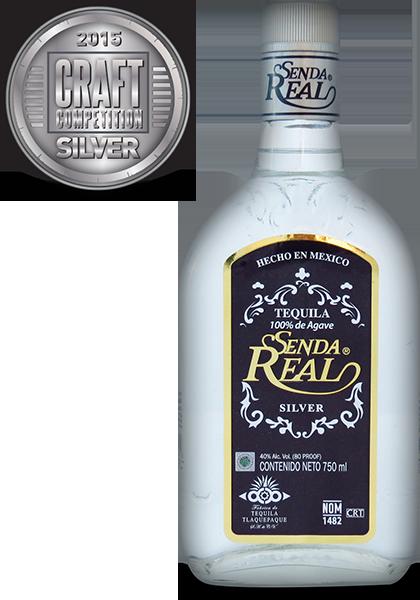 Senda Real Silver Tequila