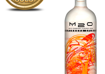 Supernova M2O White Cranberry Vodka