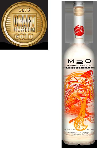 Supernova M2O White Cranberry Vodka