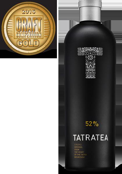 Tatratea 52 Original Liqueur