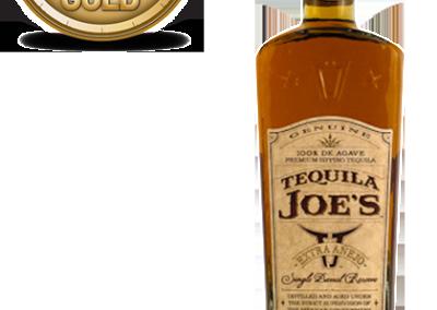 Tequila Joes Extra Añejo