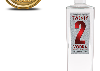 Twenty2 Vodka