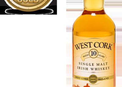 Westcork 10 Year Whiskey