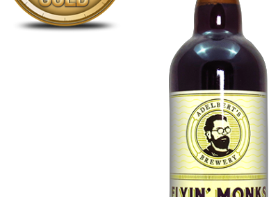 Adelberts Brewery Flyin' Monks