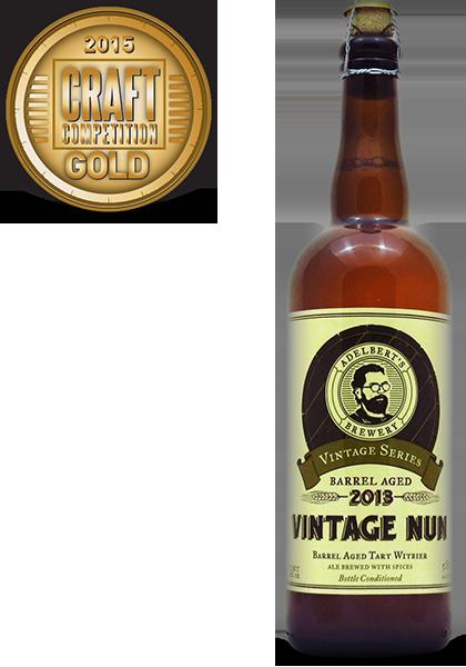 Adelberts Brewery Vintage Nun