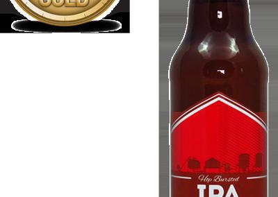 Blue Pants Brewery Hop Bursted IPA