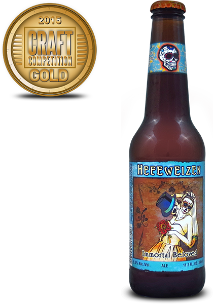 Day of the Dead Immortal Beloved Hefeweizen