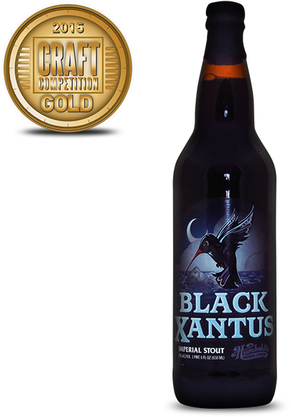 Humboldt Brewing Company Black Xantus Imperial Stout