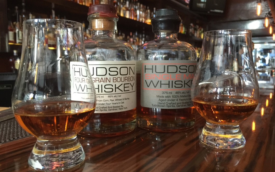Hudson Whiskey at Far Bar, Los Angeles