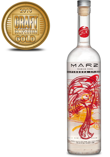 Supernova Marz Premium Vodka