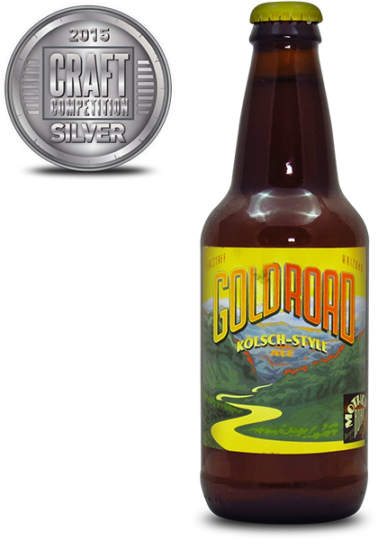 Mother Road Brewing Company Gold Road Kolsch Style