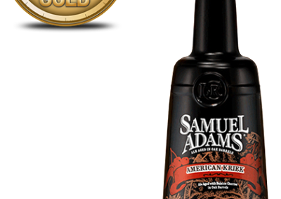 Sam Adams American Kriek Wild Ale