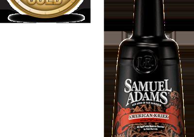 Sam Adams American Kriek Wild Ale