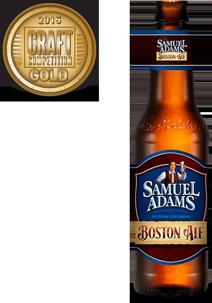 Sam Adams Boston Ale