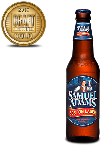 Sam Adams Boston Lager