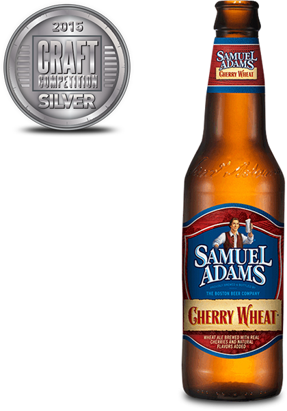 Sam Adams Cherry Wheat